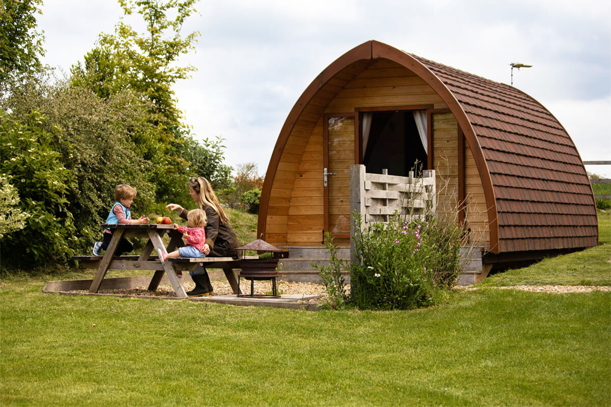 Cotswold Glamping Pods